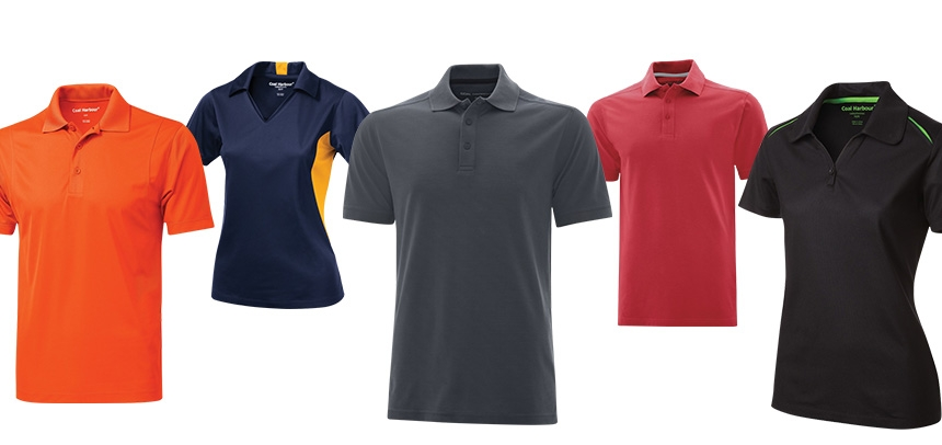 Everyday Polo Shirts