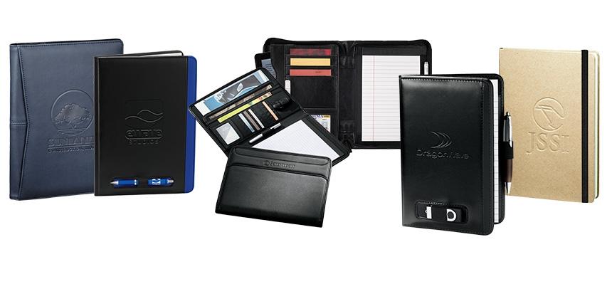 Padfolios & Notebooks
