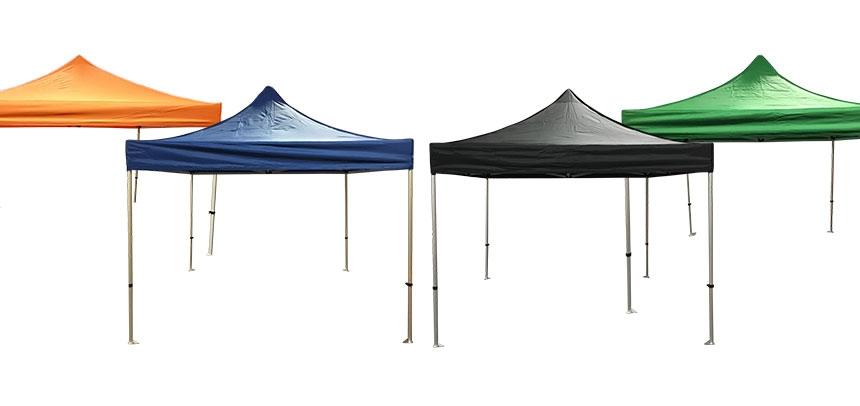 Plain Economy Tents
