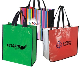Woven Laminated Bags