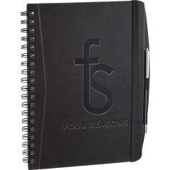 Pedova Wire Bound Spiral JournalBook