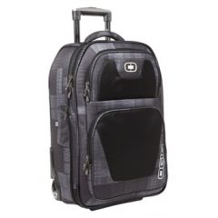 charcoal 22 inch travel bag