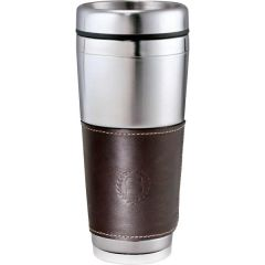 Cutter & Buck American Classic Leather Tumbler 16 oz