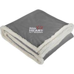 Field & Co. Oversized Sherpa Blanket