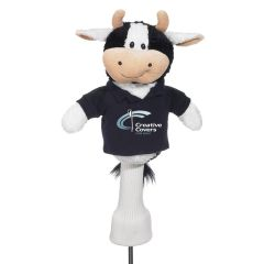 Caddy the Cow Golf Club Cover