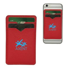 Dual Barricade RFID Phone Wallet