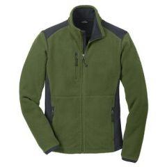 Sherpa Full Zip Fleece Jacket