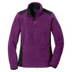 Sherpa Zip Ladies Fleece