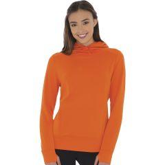 Game Day Fleece Hood Ladies Sweatshirt