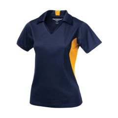 Coal Harbour Snag Resistant Colour Block Ladies Sport Shirt