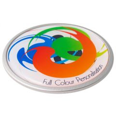Full Colour Metal Coasters