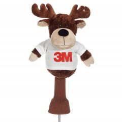 Murphy the Moose Golf Club Cover