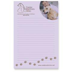 """4"""" x 6"""" Sticky Notepads"""