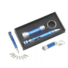 Screwdriver & Key-light Gift Set