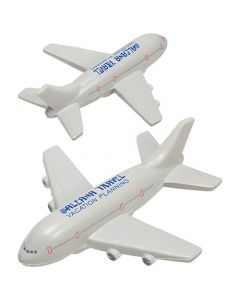 Passenger Airplane Shaped Stress Reliever