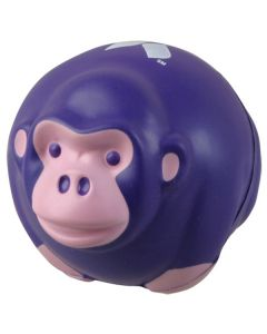 Monkey Ball Shaped Stress Reliever