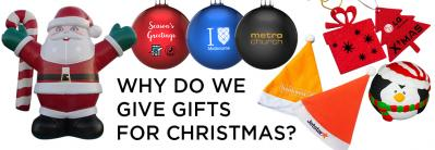 Why Do We Give Gifts For Christmas?